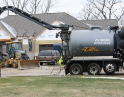 sewer cleaning & televising