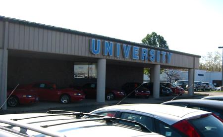 Car Dealerships Peoria Il >> University Ford Dunlap, Illinois – J.C. Dillon, Inc.